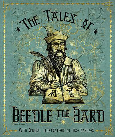 b01ejm87bs les contes de beedle le les contes de beedle le barde wiki harry potter fandom