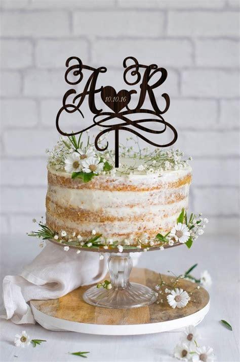 wedding cake topper initials cake topper names personalized wedding cake topper wood cake topper