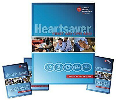 Powerpoint, american heart association pediatric cpr, heartsaver first aid cpr aed dvd download, aed certification. Heartsaver First Aid CPR AED by American Heart Association ...