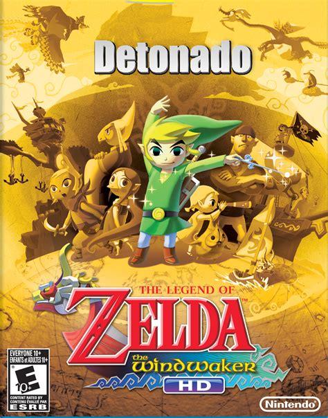 Detonado The Legend Of Zelda Wind Waker Wii U E Nintendo
