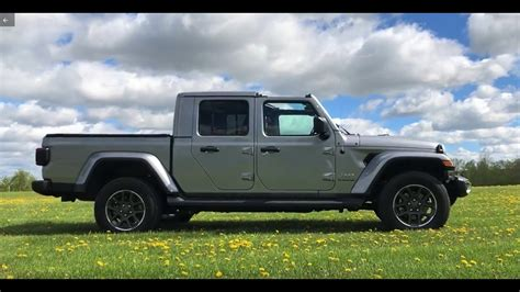 jeep gladiator overland   drive review youtube