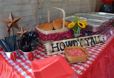 17 Best Images About Country Western Party Decoration On