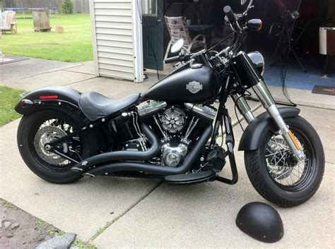 69 Best Harley-davidson Softail Slim Images On Pinterest
