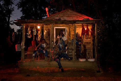 Haunted Hayrides And More At Field Of Screams