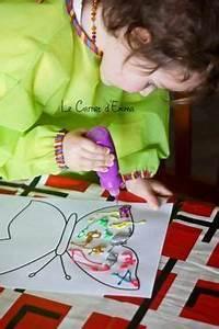 Activité Manuelle Enfant 3 Ans : activit manuelle enfant 2 3 ans papillon peinture sym trie plus atelier parent enfant ~ Melissatoandfro.com Idées de Décoration