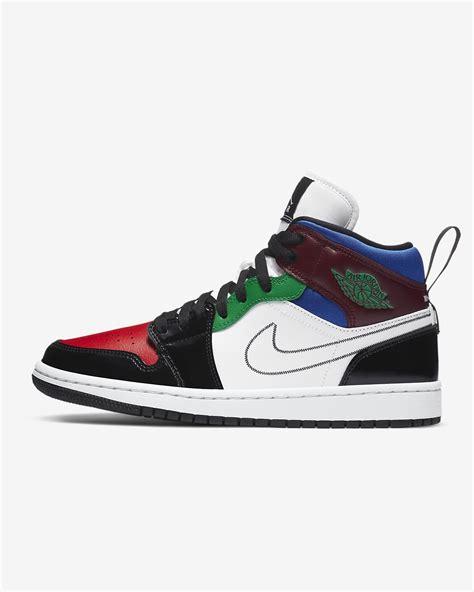 Air Jordan 1 Mid Se Womens Shoe Nike My