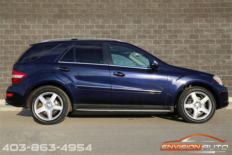 Mercedes' 2015 s550 brings loads of toys to the tables, but their sheer novelty overwhelms the excellent car platform they're heaped upon. 2010 Mercedes-Benz ML550 4Matic AMG Pkg | Envision Auto - Calgary Highline Luxury Sports Cars ...