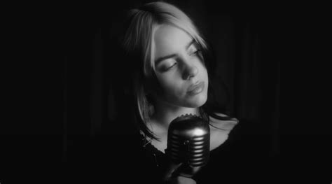 No Time To Die music video: Billie Eilish's track gives ...