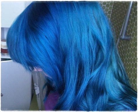 Blue Hair Dye Was Sold For R250