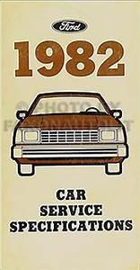 1982 Lincoln Town Car And Mark Vi Foldout Wiring Diagram Original