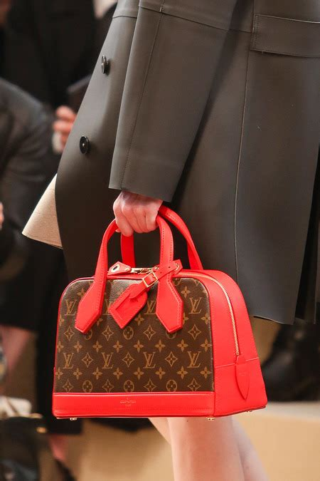 louis vuitton fallwinter  runway bag collection