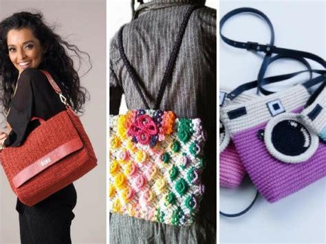 20 model tas rajut cantik untuk berbagai kesempatan