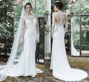 mermaid wedding dresses with long veil wedding dress With long veil wedding dresses