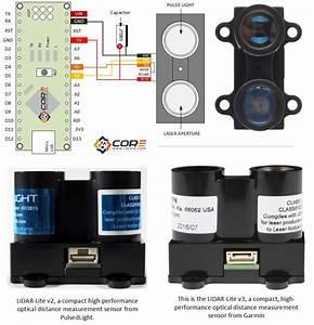Wiring The Lidar  Light Detection And Ranging Sensor