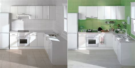 renovar la cocina  pintura