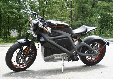 Harley-davidson To Unveil Electric Motorcycle