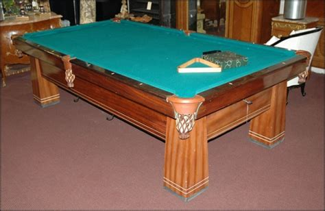 brunswick balke collender pool table brunswick balke and collender pool table 1665924