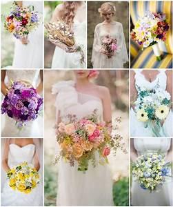 Bouquet De Printemps : le printemps s 39 invite dans mon bouquet de mariage ~ Melissatoandfro.com Idées de Décoration