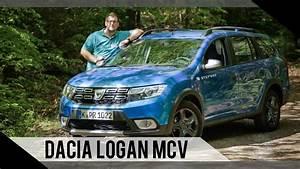 Dacia Logan Mcv Stepway 2017 : dacia logan mcv stepway 2017 test review fahrbericht motorwoche youtube ~ Maxctalentgroup.com Avis de Voitures