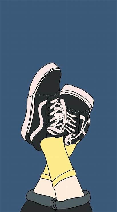 Vans Wallpapers Aesthetic Iphone Phone Android Cool