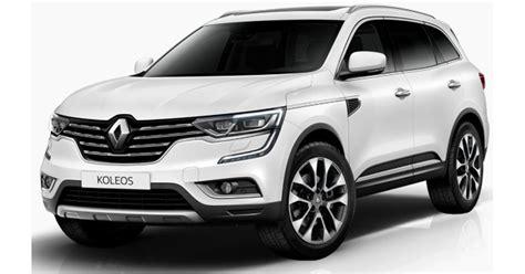 Renault Koleos HZG Intens 4WD Diesel (2016-2021 ...