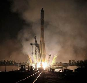 Russia's cargo shipment to space station is lost in space ...