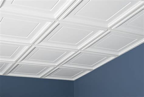 drop ceiling tiles for that modern and innovative look
