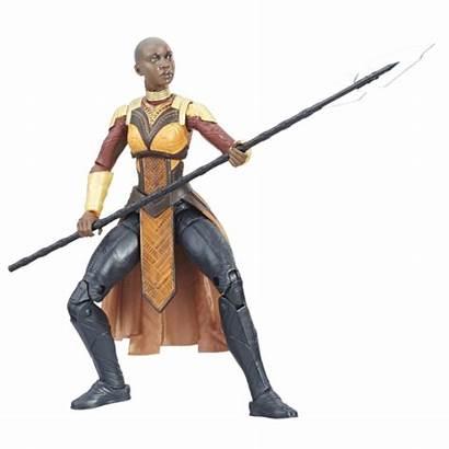 Panther Figures Marvel Legends Okoye Nakia Killmonger