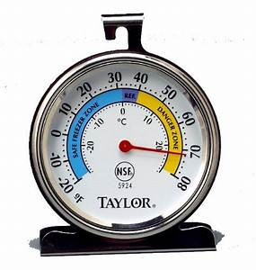Top 10 Best Sellers In Refrigerator Thermometers