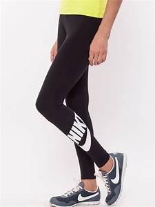 Buy NIKE Brand Detail Leggings For Women - Womenu0026#39;s Black ...