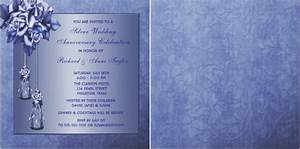 25th wedding anniversary invitations and celebrations tips With 25 wedding anniversary ideas