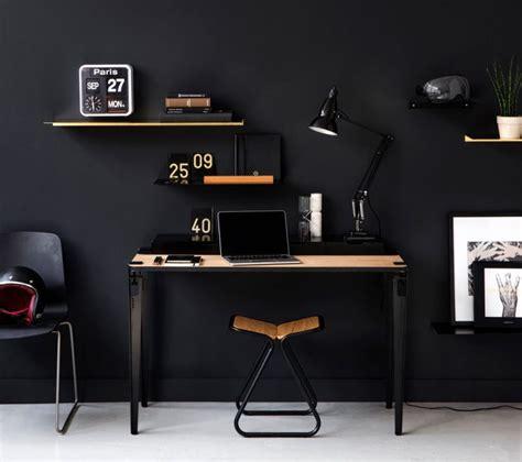 le de bureau en bois 42 idées déco de bureau pour votre loft