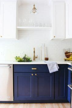 Diamond at Lowe's   Intrigue Cabinets   Naval Paint   HGTV