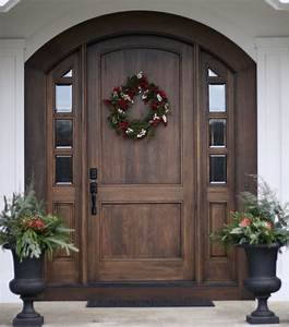 Beautiful front door exterior design ideas 37 wartakunet for Beautiful front door design ideas