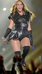 AMINA DESIGN: Beyoncé's Super Bowl Halftime Show Costume