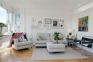 Bilder An Der Wand : gem tliches wohnzimmer gestalten 66 bilder ~ Lizthompson.info Haus und Dekorationen