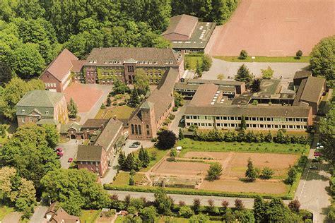 Kurzgefasste Geschichte Des Gymnasiums Haus Overbach