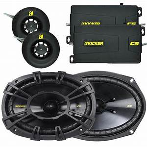 Kicker Car Speakers : kicker css694 6x9 450w car speakers ryda ~ Jslefanu.com Haus und Dekorationen