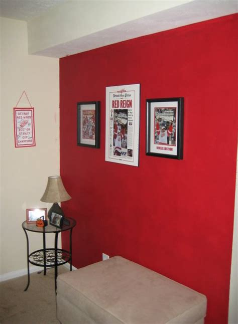 Wand Rot Streichen by Diy Painting Accent Walls 101 Marketing Home Products