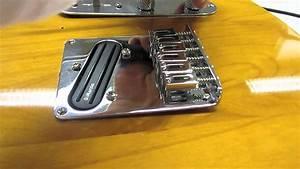 Esquiring A Fender Squier Affinity Telecaster