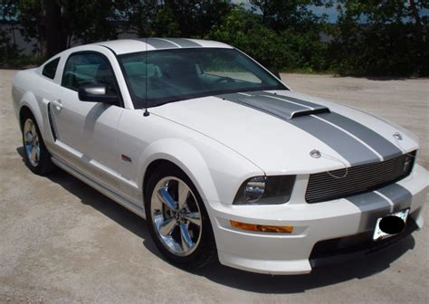 5k-mile 2007 Ford Mustang Shelby Gt 5-speed For Sale On