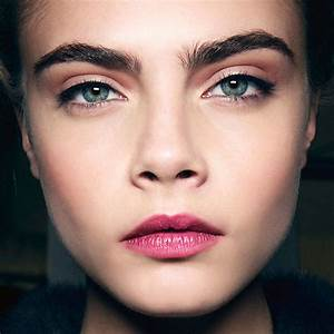 Makeup Trends 2017, 2018: How To Get Perfectly Thick And ...