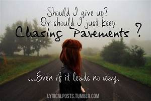 Pavement Quotes... Pavement Quotes