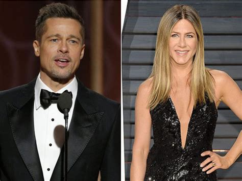 Jennifer aniston was asked about reuniting with brad pitt at the sag awards and her response was adorable ben henry · jan. Brad Pitt Finally Reveals If He'd Rekindle His Romance ...