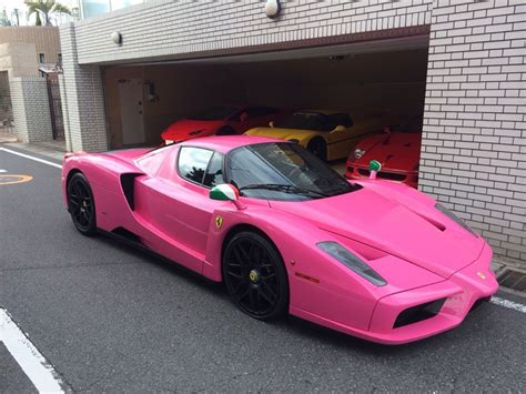 Enzo Pics by Pink Enzo Emerges In Japan Gtspirit