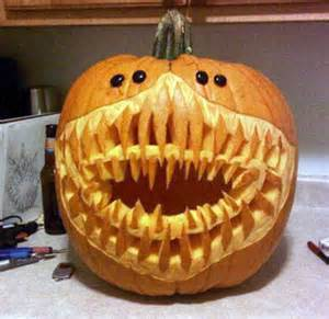 Scary Faces For Pumpkin Carving by 13 Creepy Food Faces That Will Haunt Your Dreams