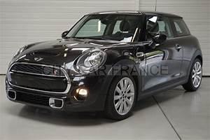 Mini Cooper Grise : mini one d 95ch pack salt noire voiture en leasing pas cher citycar paris ~ Maxctalentgroup.com Avis de Voitures