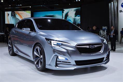Subaru : Subaru Previews 2017 Impreza With 5-door Concept In Tokyo