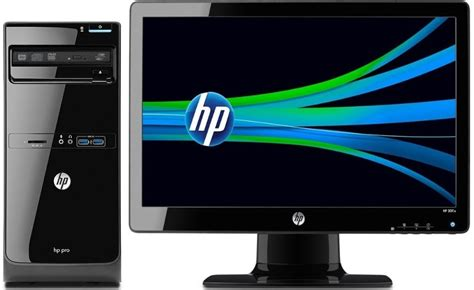 ordinateur de bureau hp intel i7 pc de bureau hp pro 3500 i7 3é gén 8go technopro tunisie