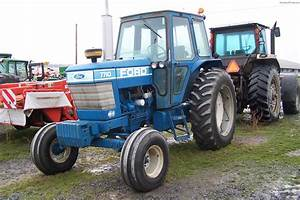 1983 Ford 7710 Tractors - Compact  1-40hp